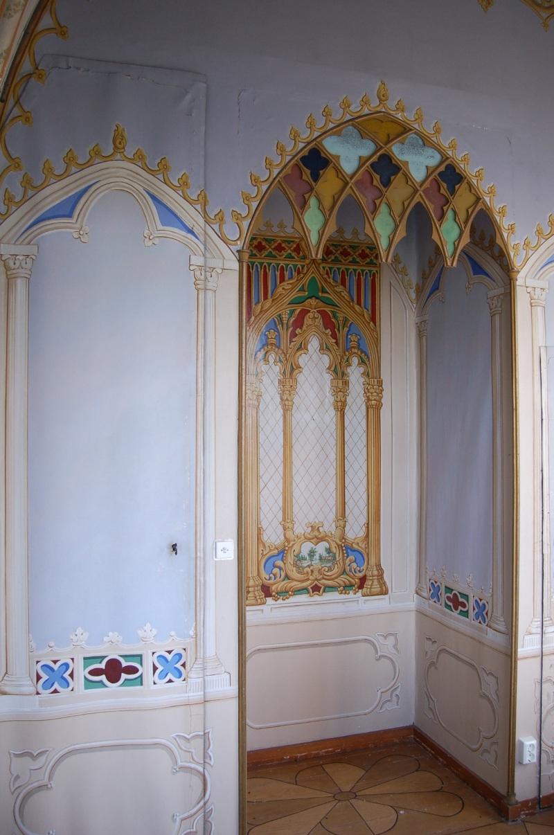 Vårt vackra kapell med originalmålning från 1829!